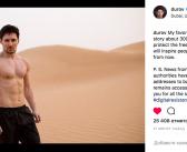 Полуобнаженный Дуров россиянам: «Телеграм доступен, спасибо за поддержку и любовь»