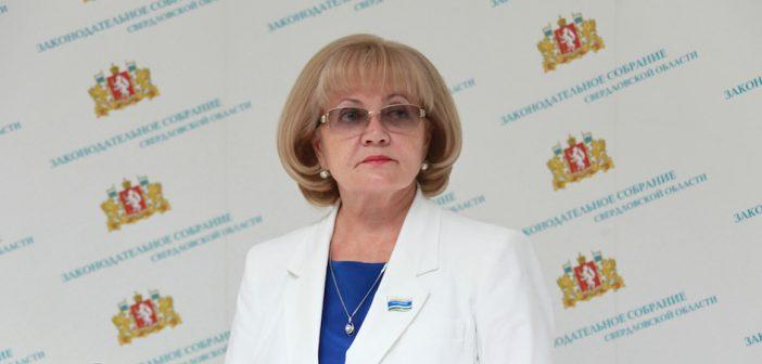 Спикер Заксо Людмила Бабушкина: «Ответные санкции должны быть жесткими»