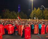 Путин патриарху и верующим не указ. Крестным ходом ударили по запрету на шествия